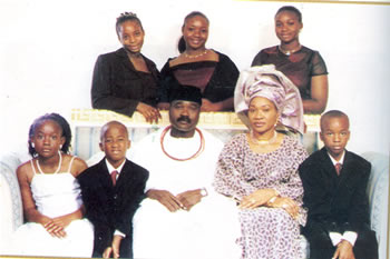 Image result for igbinedion family